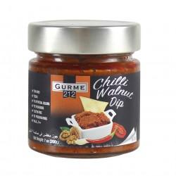Gurme212 Chili Walnut Dip 255 gr