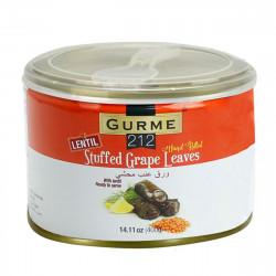 Gurme212 Lentil Stuffed Grape Leaves, 400g