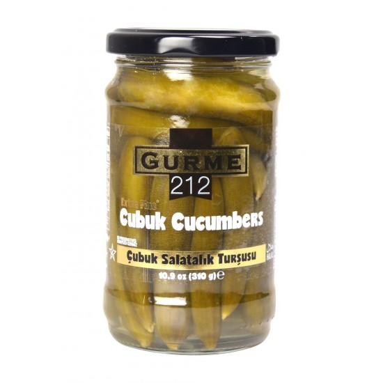 Gurme212 Cubuk Cucumber Pickles 320 gr