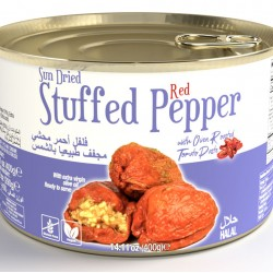 Gurme212 Sundried Stuffed Red Pepper 400 gr