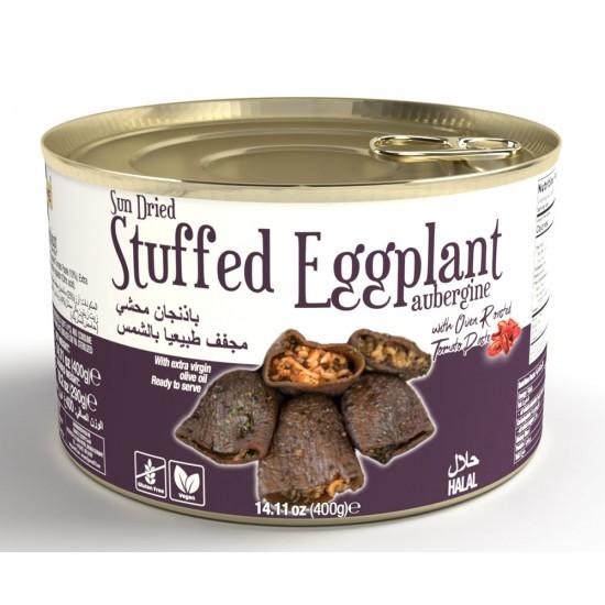 Gurme212 Sundried Stuffed Eggplant 400 gr
