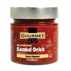 Gurme212 Sambal Sauce, 255 gr