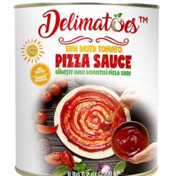 Gurme212 Delimatoes Sun Dried Tomato Pizza Sauce, 3 kg