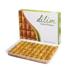 Dilim Baklava with pistachios, 2 kg