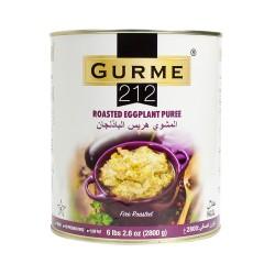 Gurme212 Roasted Eggplants 2800 gr