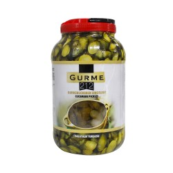 Gurme212 Pickled Cucumbers (Sliced) 4000 gr