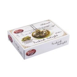 Malatya Pazarı Shehzade Turkish Delight w/Double Pistachio 200 gr