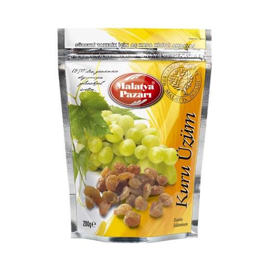 Malatya Pazari Green raisins 200g