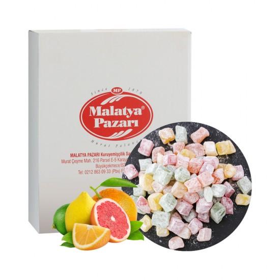 Malatya Pazari Turkish Delight fruit mix 3kg