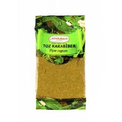 Ayfer Kaur Black Pepper (powder) 50 gr