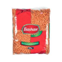 Bashan Red lentils 500 gr