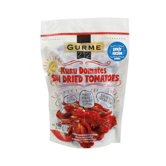 Gurme212 Dried Tomatoes (Halves) 1000 gr