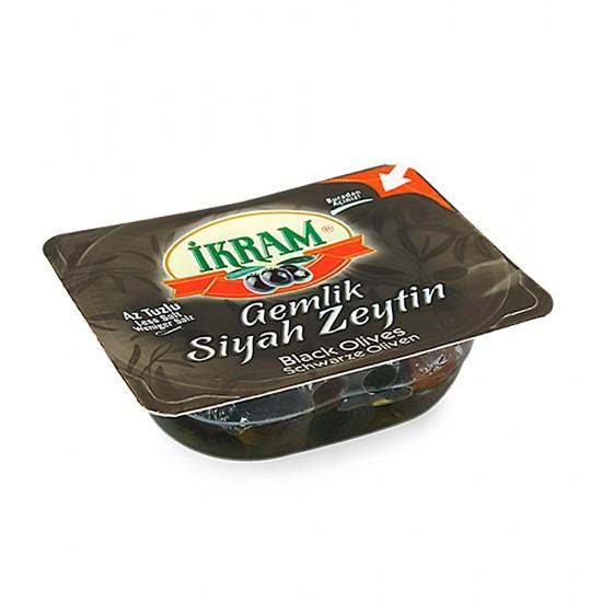 Ikram Black Olives Gemlik 200 gr