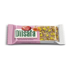 Malatya Pazarı Dilsafa Turkish Delight w/Pistachios Honey Flavored 50 gr