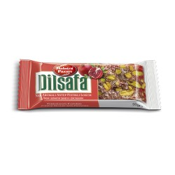 Malatya Pazarı Dilsafa Turkish Delight w/Pistachio Pomegranate Flavored 50 gr