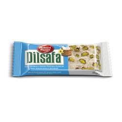 Malatya Pazarı Dilsafa Turkish Delight w/Pistachios Vanilla Flavored 50 gr