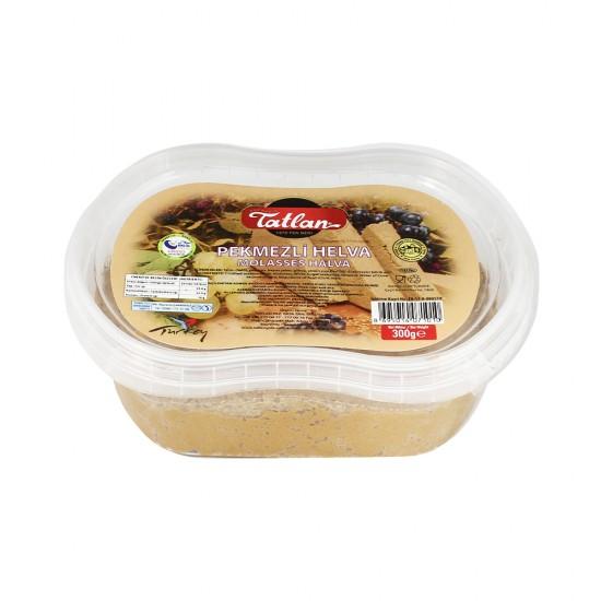 Tatlan Halva w/Molasses 300 gr