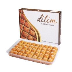 Dilim Baklava with walnut, 2 kg