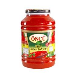 Oncu Pepper Paste 4300 gr